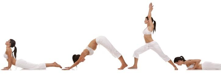Power Flow Yoga - Barefoot Yoga Studio